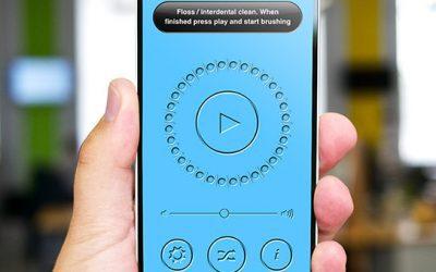 This Smartphone App Makes 2-Minute Brushing Fun!